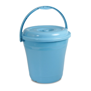 Aristo Bucket With Lid 22Ltr Assorted Color