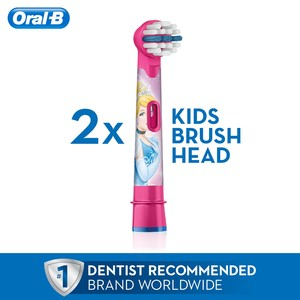 Oral-B Stages Power Replacement Brush Head for Kids 2 count