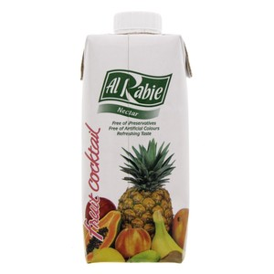 Al Rabie Fruit Cocktail Nectar 330ml