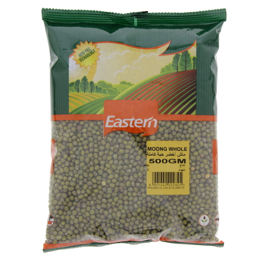 Eastern Moong Whole 500g