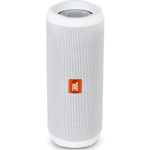 JBL Portable Bluetooth Speaker Flip4 White