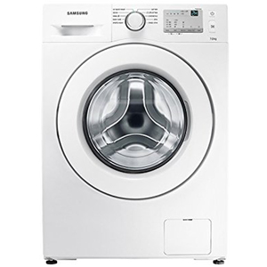 Samsung Front Load Washing Machine WW70J3283KW 7kg