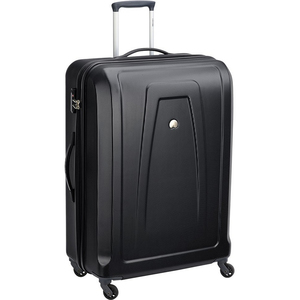 Delsey Keira 4 Wheel Hard Trolley 81cm Black