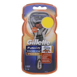 Gillette Pro Glide Flex Ball Fusion Razor 1Up