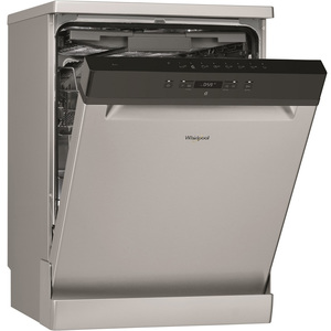 Whirlpool Dishwasher WFC3C26FXUK 8Programs