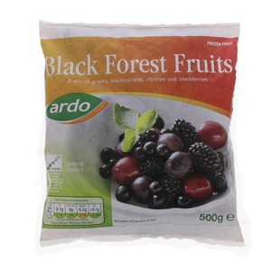 Ardo Black Forest Fruits 500g