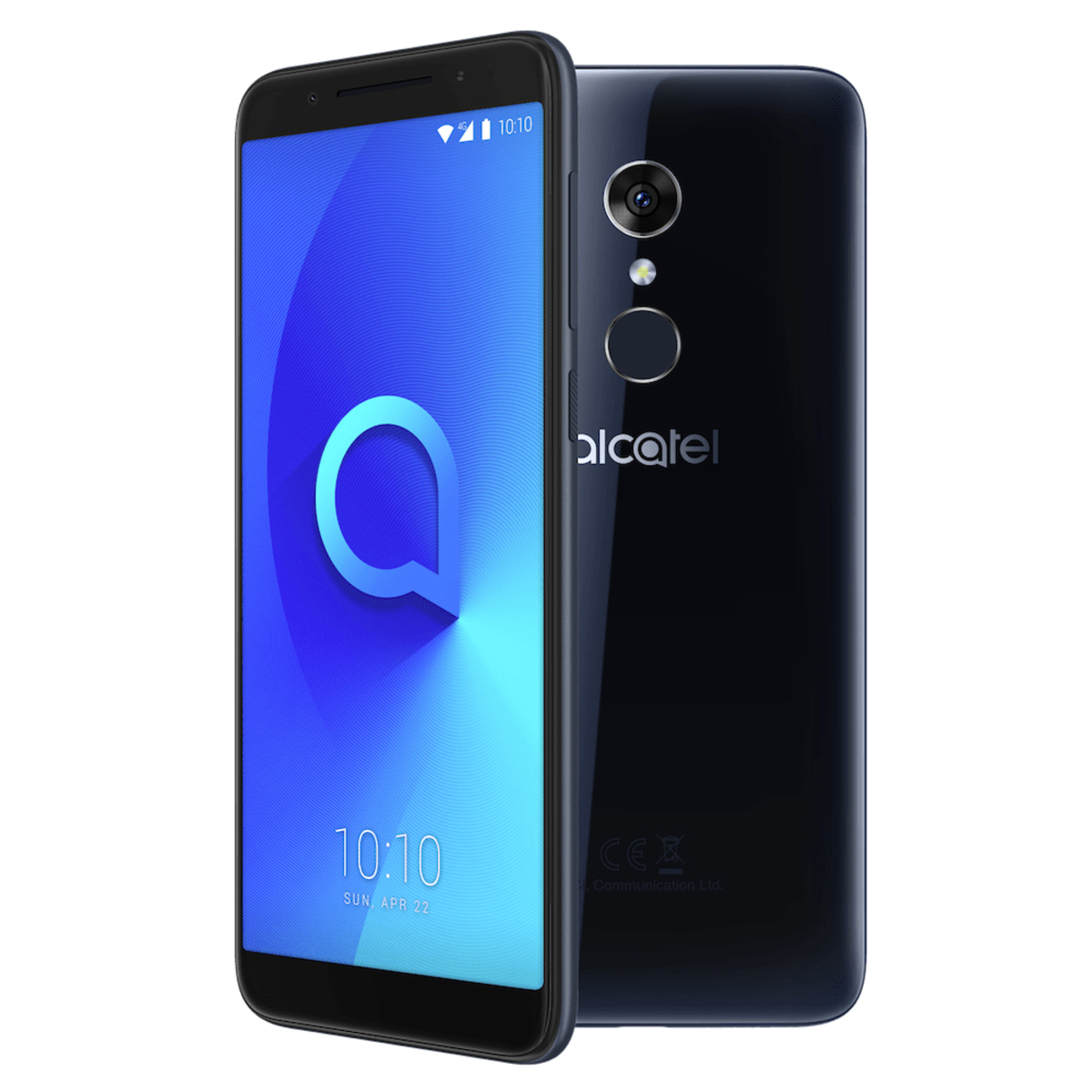 Alcatel 3-5052D 16GB Black