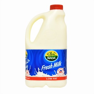 Nada Low Fat Fresh Milk 1.75 Litre