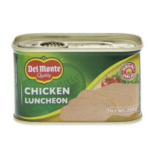 Del Monte Chicken Luncheon 200g