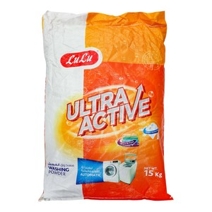 Lulu Detergent Powder Automatic 15kg