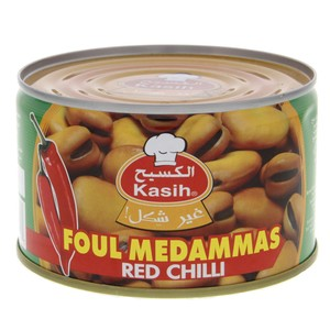 Kasih Foul Medammas Red Chilli 400g