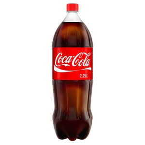 Coca-Cola Regular 2.25Liter