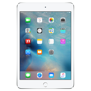 "Apple iPad Mini4 4G 7.9"" 128GB Silver"