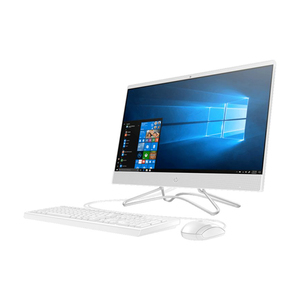 HP All in One Desktop 22-C0001NE Core i3 White