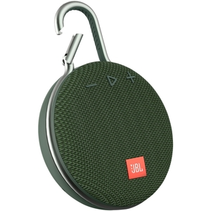 JBL Portable Bluetooth speaker Clip3 Green