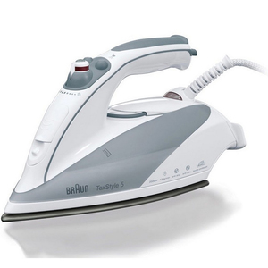 Braun Steam Iron Texstyle5 TS535TP