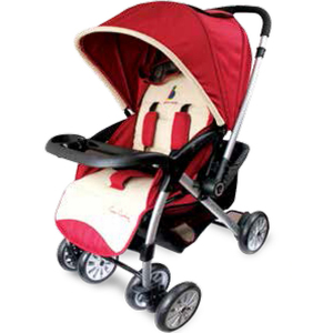 Pierre Cardin Baby Stroller PS923B Assorted Color