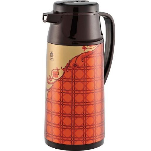 Buy Peacock Flask Button 1 6Ltr Assorted - Flasks - Lulu Webstore