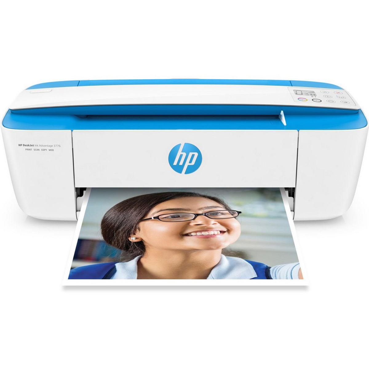 Buy HP DeskJet Ink Advantage 3775 All-in-One Printer - Ink