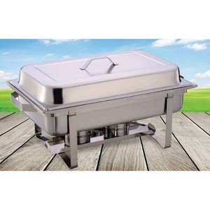 Raj Stainless Steel Chafing Dish 8 Ltr Assorted