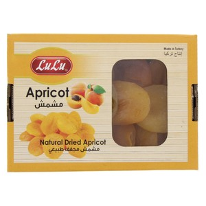 Lulu Dried Apricot 500g