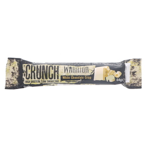 Warrior Crunch White Chocolate Crisp  64g