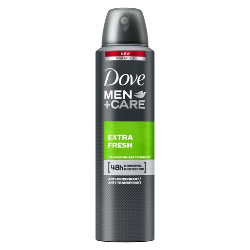 Dove Men+Care Antiperspirant Deodorant Extra Fresh 150ml