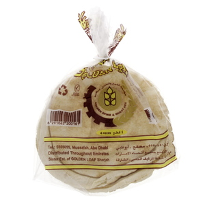 Golden Spike Lebanon Medium Brown Bread 4pcs