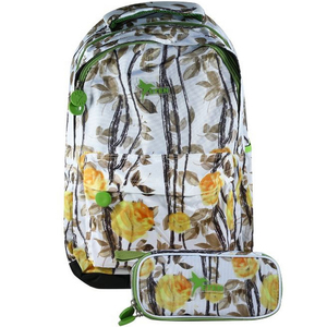 Eten Backpack 19in +  Pencil Case B241 Assorted