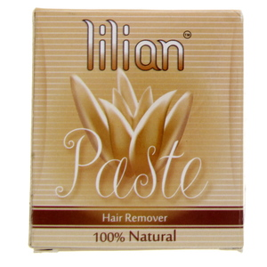 Lilian Paste Hair Remover 100% Natural 90g