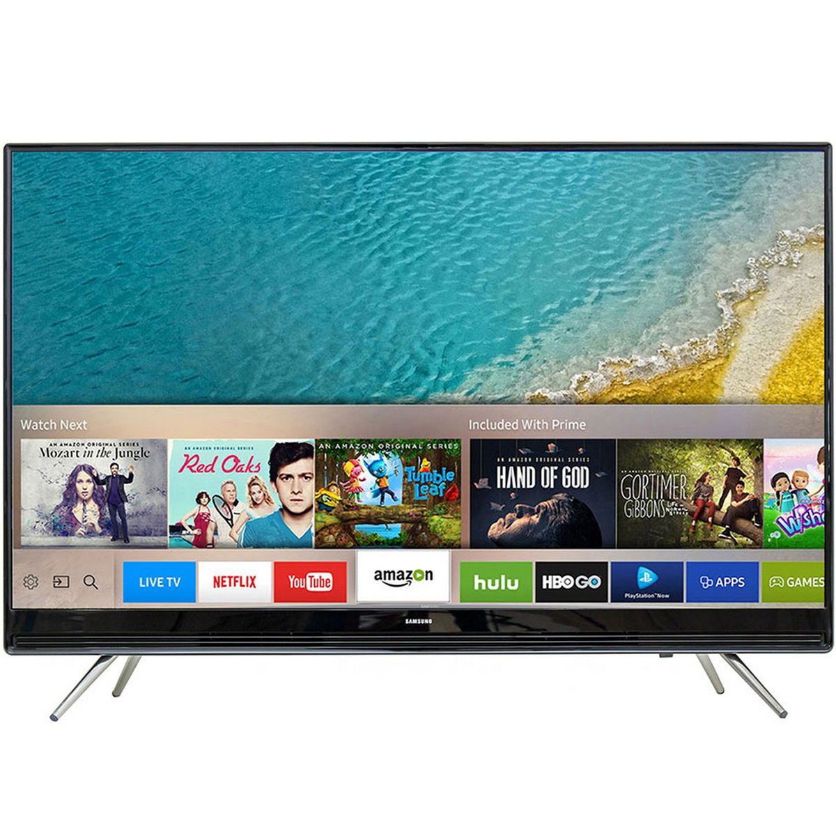 Buy Samsung Full HD Smart LED TV UA55K5300 55inch - 44