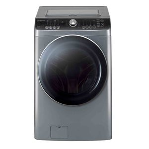 Daewoo Front Load Washer & Dryer DWCAD1223 12/8Kg