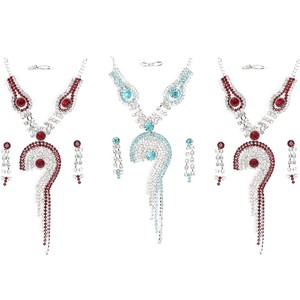 Eten Necklace Set 1 Piece - Assorted Color