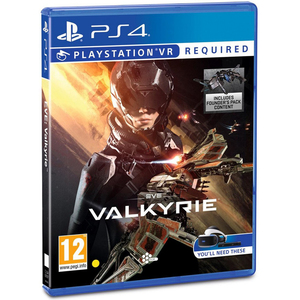 PS4 VR EVE: Valkyrie