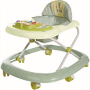First Step Baby Walker W616H Gray