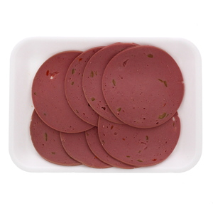 Bibi Beef Mortadella Olives Low Fat  250g Approx. Weight