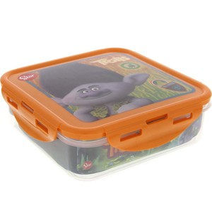 Trolls Hermetic Food Container Square 84164 750ml