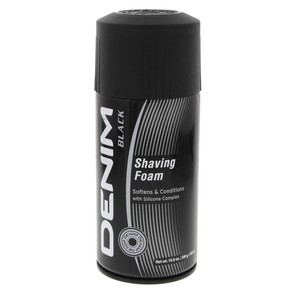 Denim Shaving Foam Black 300ml