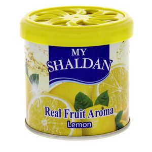 My shaldan Real Fruit Aroma Lemon 80 Gm