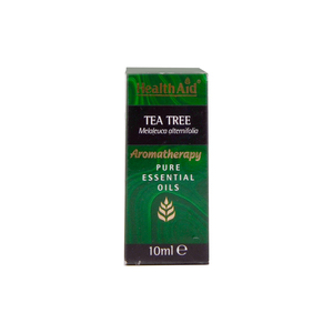 Health Aid Tea Tree Essential Oil Aromatherapy 10ml