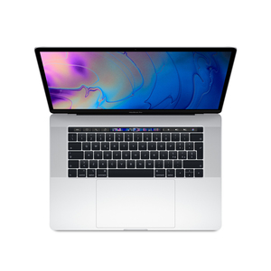 MacBook Pro Touch Bar With 15.4-Inch Retina Display, Core i7 Processor/8GB RAM/256GB SSD/Silver(MV922AB/A)