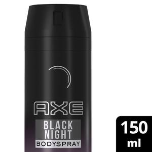 Axe Deo Black Night 48H Fresh Body Spray 150ml
