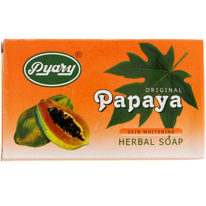 Pyary Papaya Herbal Soap 135g