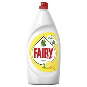 Fairy Dishwashing Liquid Lemon 1Litre