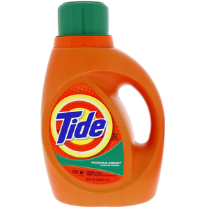 Tide Downy Mountain Spring Washing Liquid 1.47Litre
