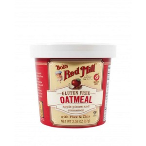 Bob's Red Mill Apple Pieces and Cinnamon Oatmeal  67g