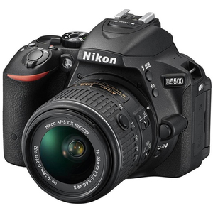 Nikon DSLR Camera D5500 18-55 MM Black