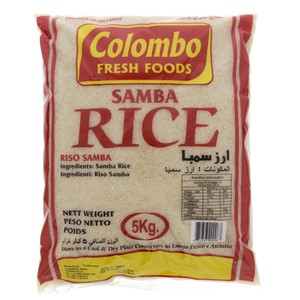 Colombo Fresh Foods Samba Rice 5kg