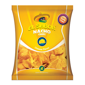 El Sabor Nacho Chips Cheese 225g