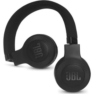 JBL Wireless On-Ear Headphone E45BT Black